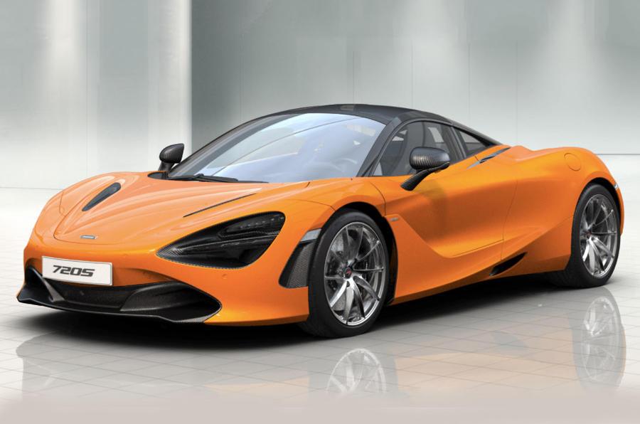 Comment: Do not use the McLaren 720S configurator | Autocar