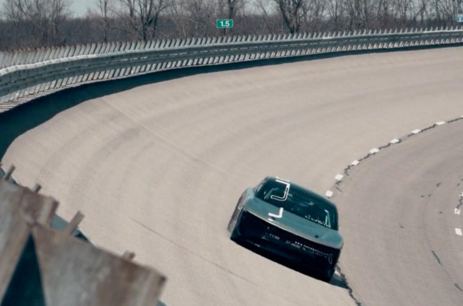 Watch an Electric Car Hit 235 miles per hour