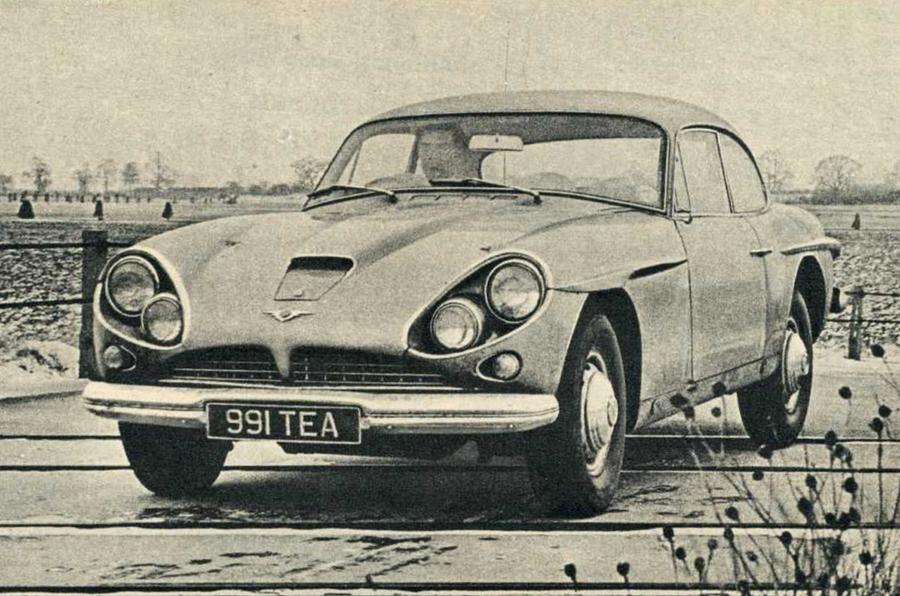 Jensen C-V8