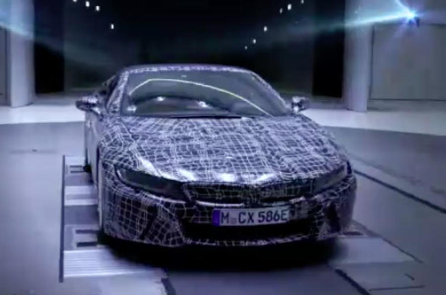 Bmw I8 Roadster Previewed In New Official Video Autocar