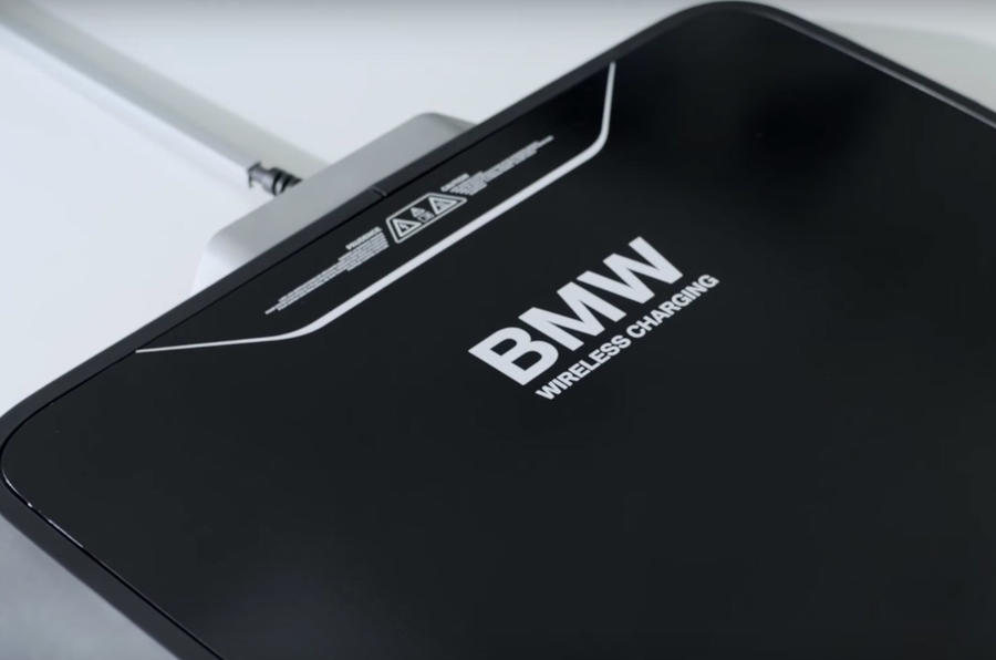 BMW 530e iPerformance to get world's first wireless charging system