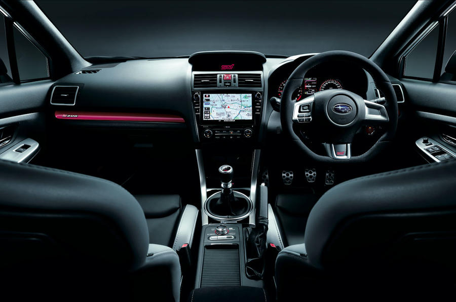 Subaru WRX STI S208 Special Edition