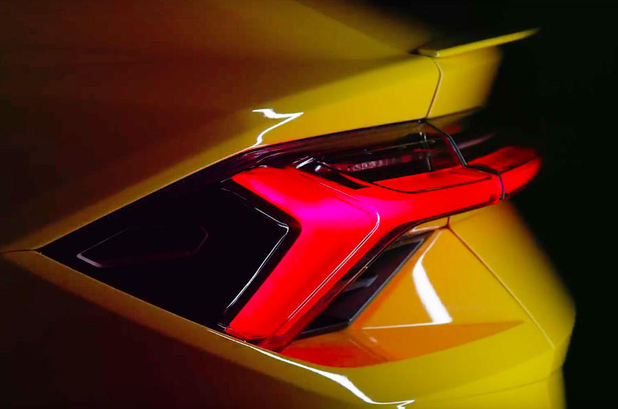 Lamborghini Urus: latest video shows lighting design