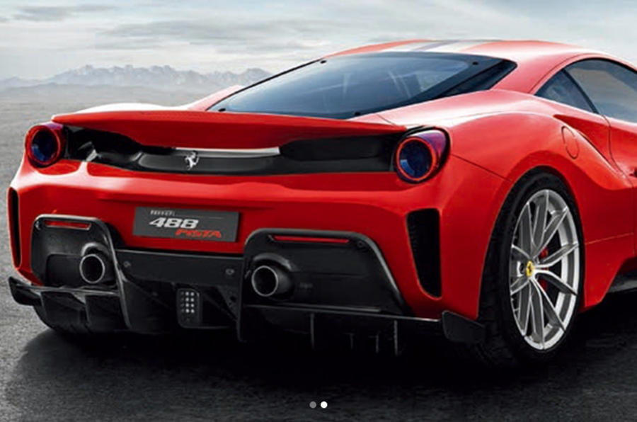 Ferrari 488 Pista Leaked Images Of 700bhp 911 Gt2 Rs