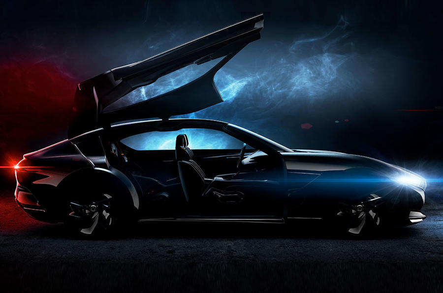 Pininfarina-designed Hybrid Kinetic Group HK GT due with micro-turbine generator electric tech
