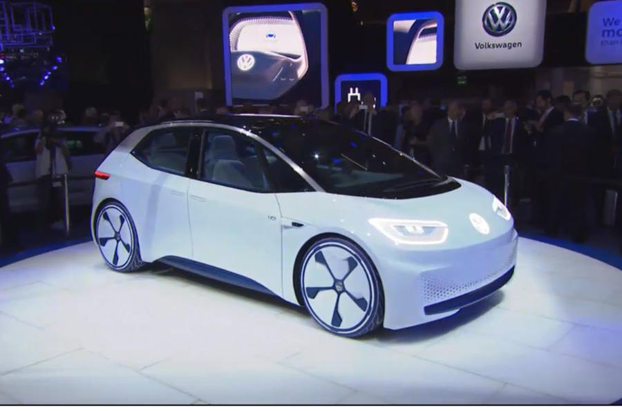 Volkswagen Id Hatch To Stay True To Concept Says Design