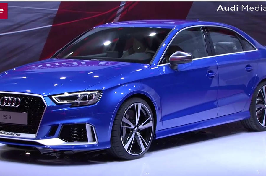 Audi RS3  Car and Driver