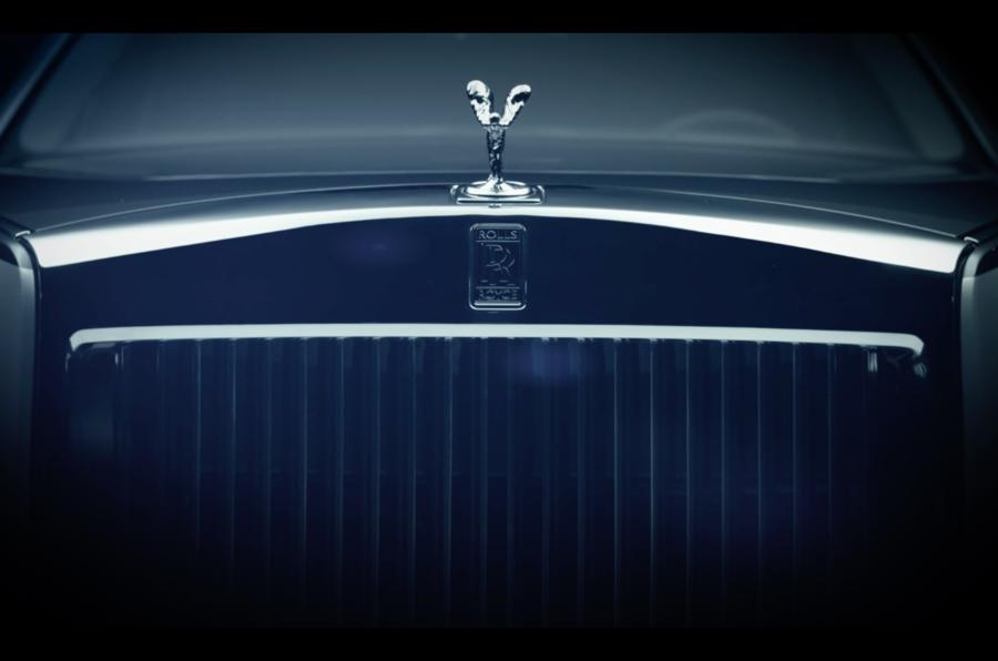 Rolls-Royce Phantom mk8