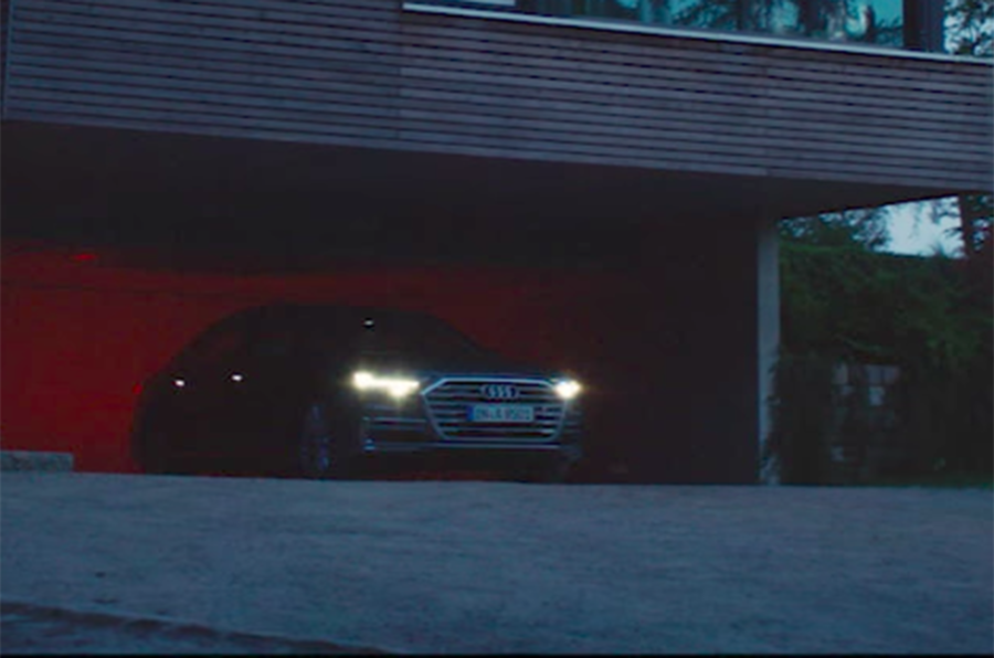 2017 Audi A8 all but revealed in latest preview