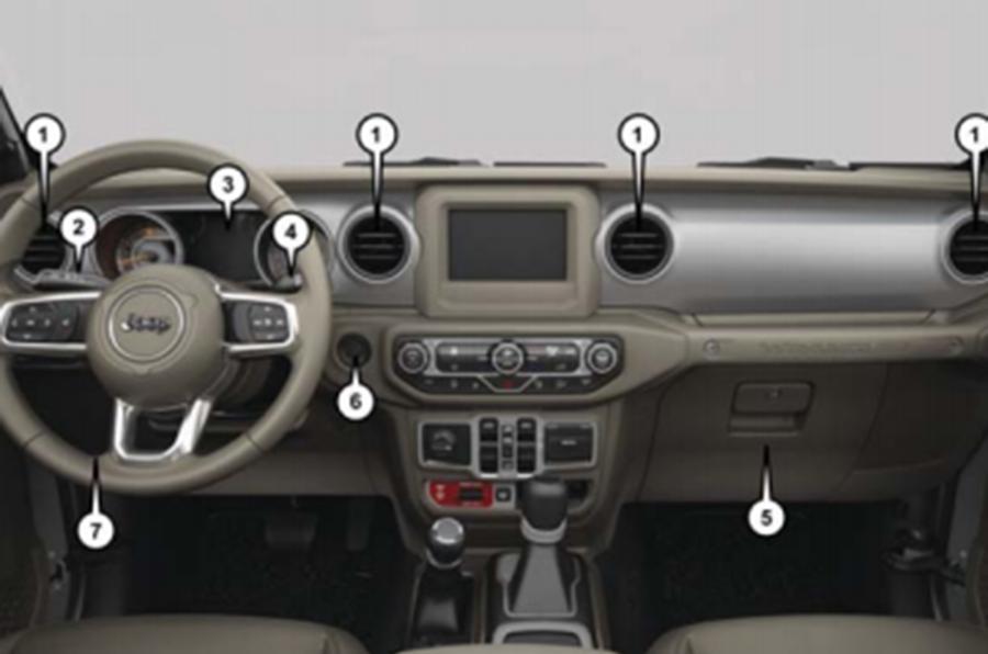2018 jeep new models.  models jeep wrangler revealed in leaked handbook online inside 2018 jeep new models m