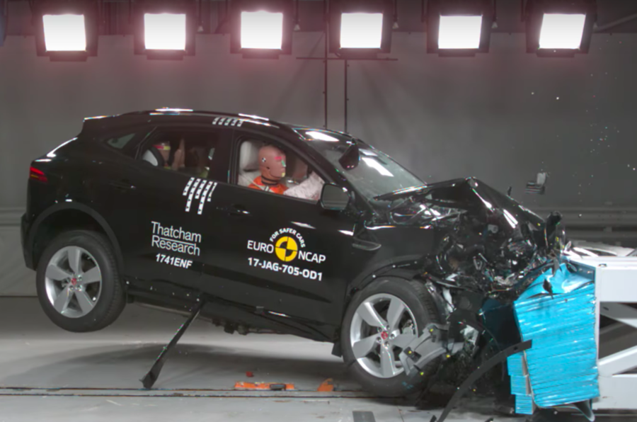 NCAP testing reveals another five-star batch of UK-bound cars