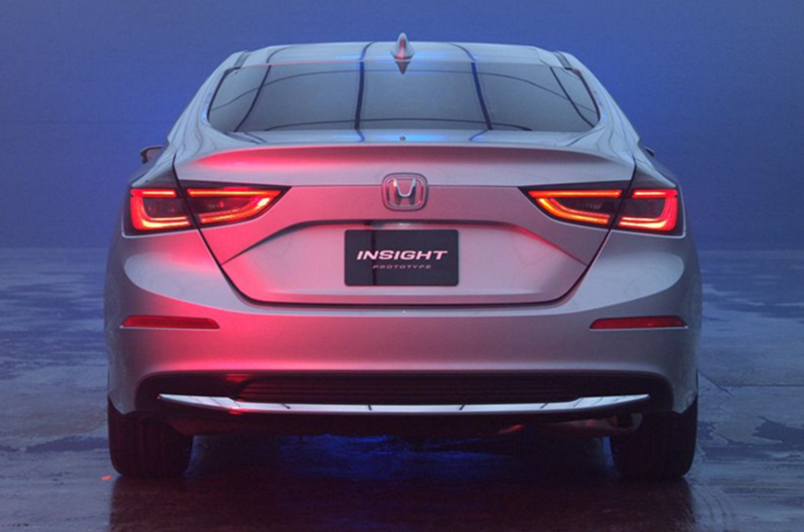 2018 Honda Insight revealed ahead of Detroit motor show | Autocar