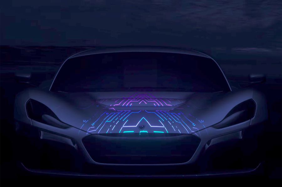 Rimac previews second electric hypercar ahead of 2018 Geneva motor show