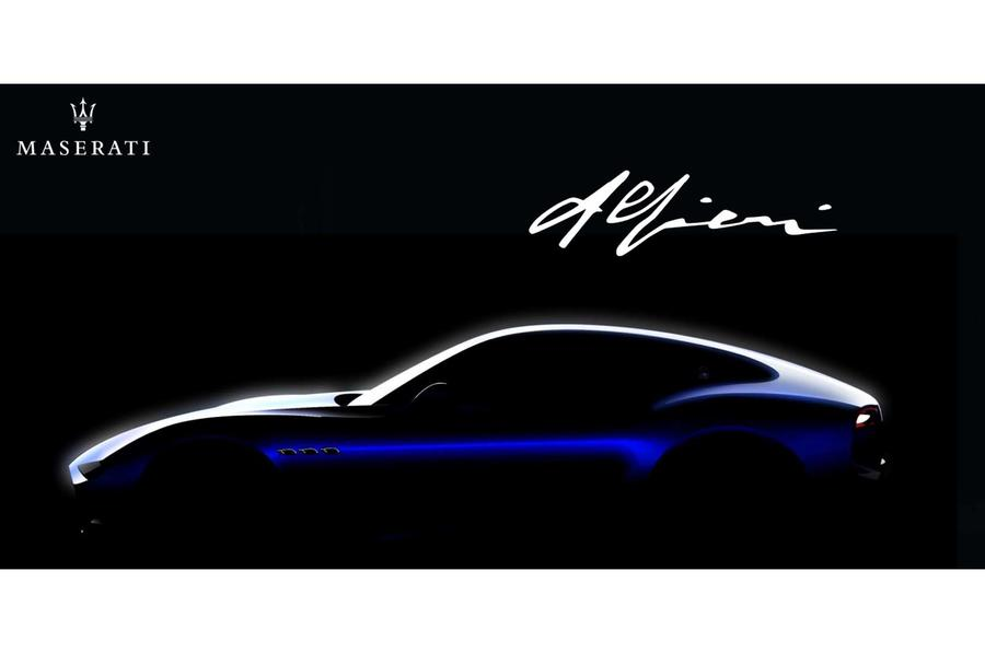 Maserati Alfieri Electric Sports Car To Take On Tesla Roadster