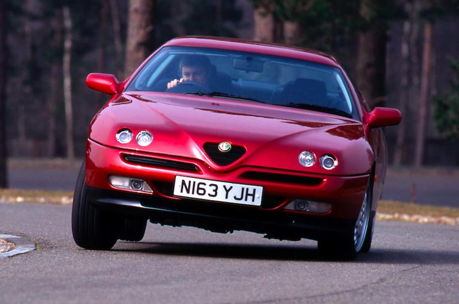 Alfa Romeo will revive the names and GTV 8C