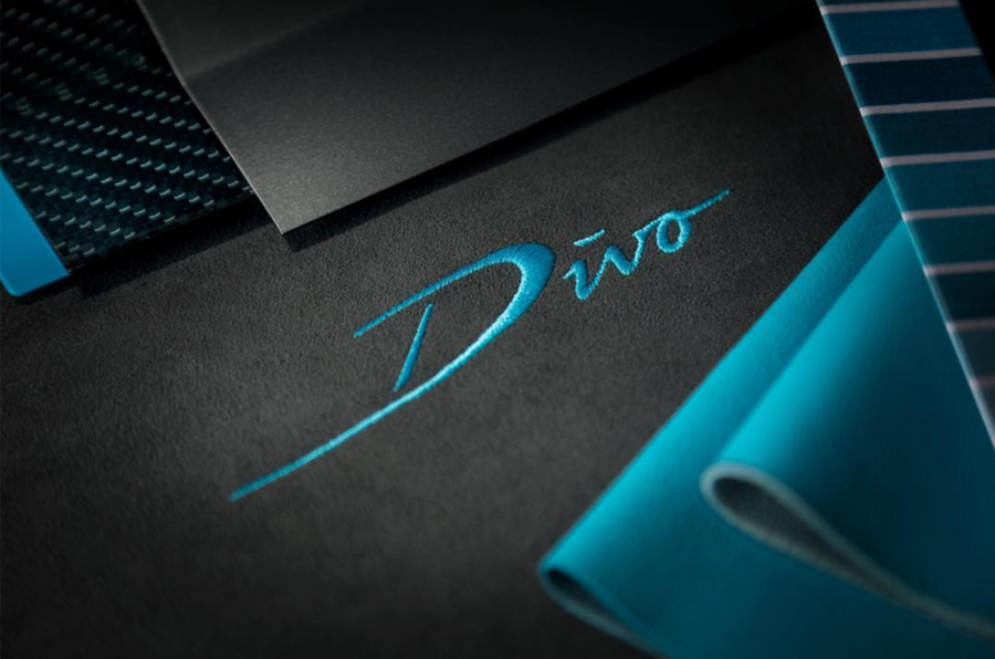 Bugatti Divo hypercar teased ahead of August reveal