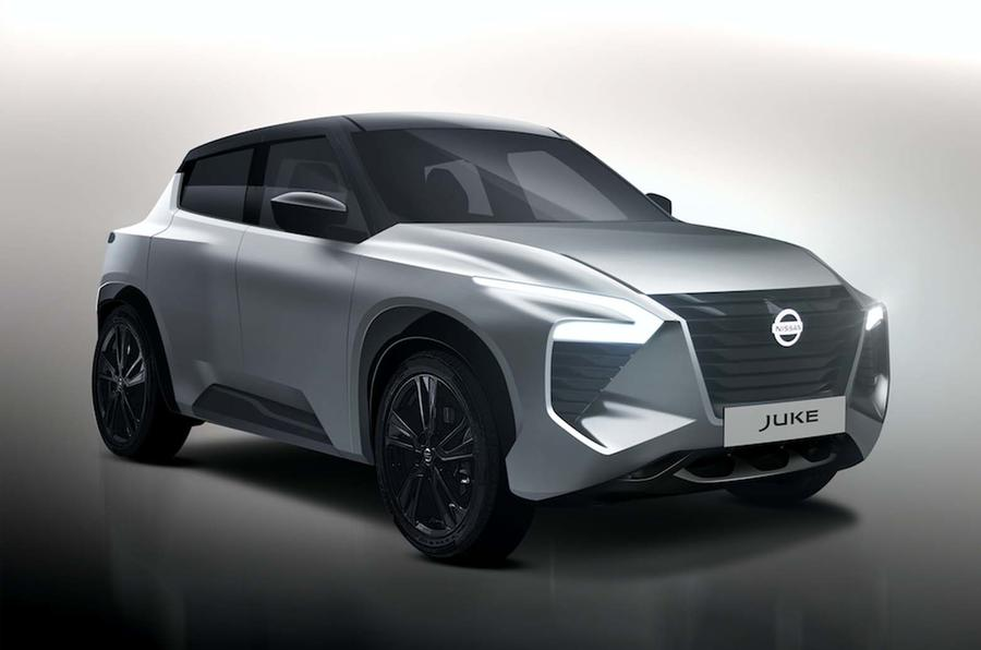 2018 Nissan Juke: Redesign, Changes, Platfrom, Price >> New Nissan Juke New Preview Of Revamped Crossover Shown