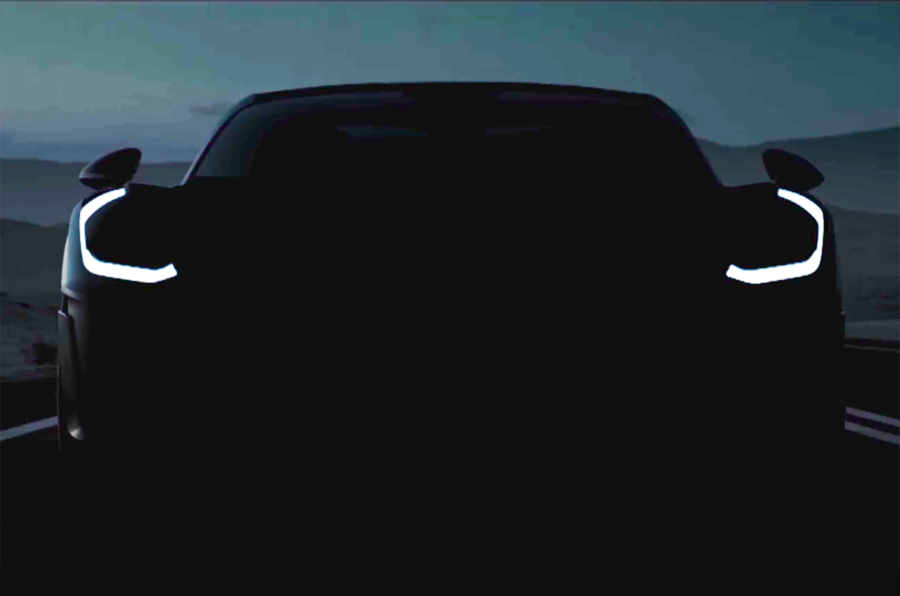 Bugatti Divo: full car previewed ahead of tomorrow's reveal