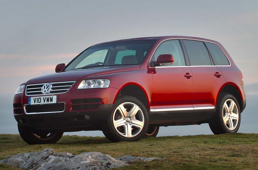 Used car buying guide: Volkswagen Touareg | Autocar