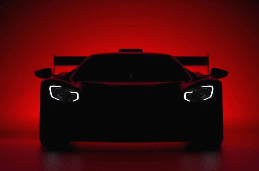Ford GT preview for Goodwood 2019