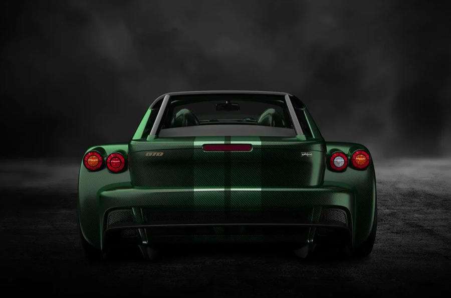 2020 Donkervoort D8 GTO-JD70