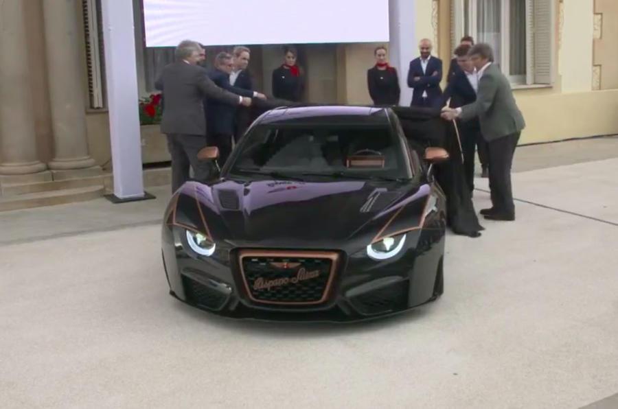 2020 Hispano Suiza Carmen Boulogne reveal