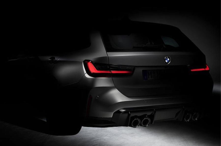 2022 BMW M3 Touring render