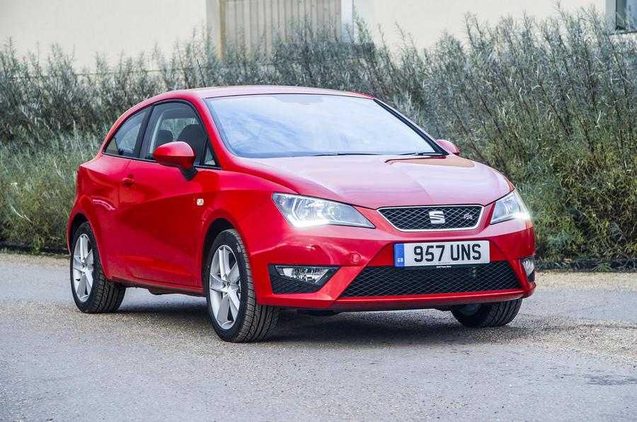 4 star Seat Ibiza FR EcoTSI 150