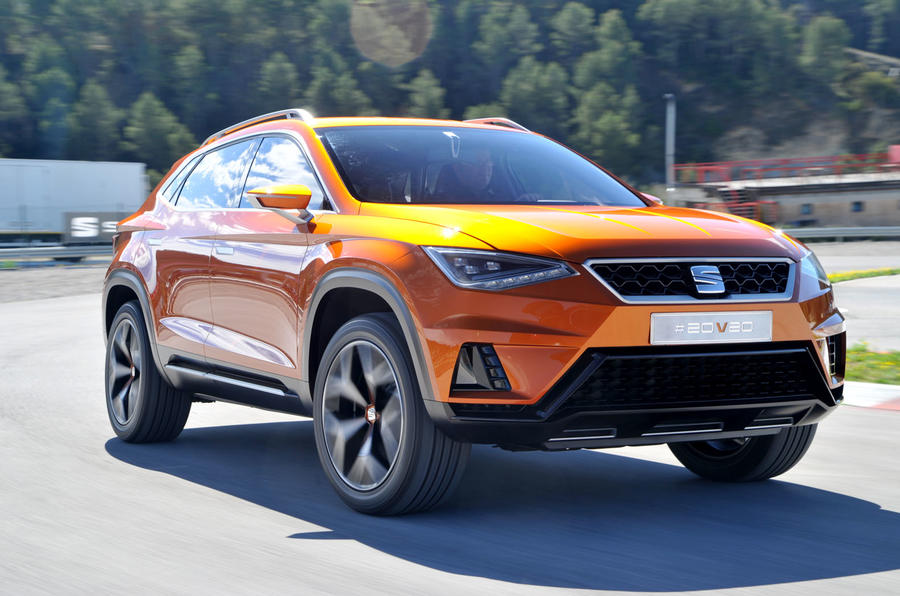 Seat Plans Seven SUV As Part Of Three Model Plan