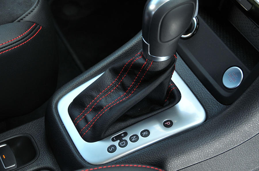 Seat Alhambra DSG gearbox