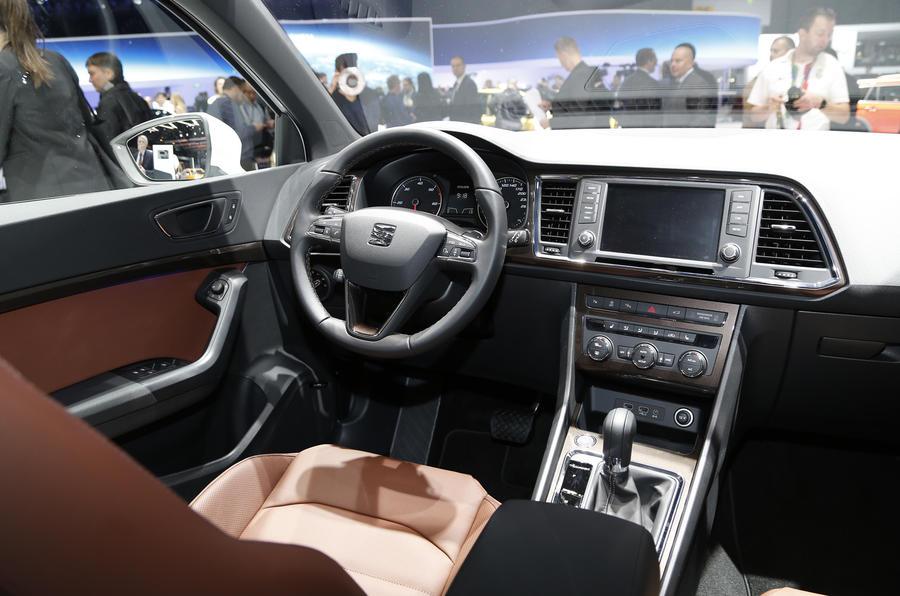 The new SEAT Ateca