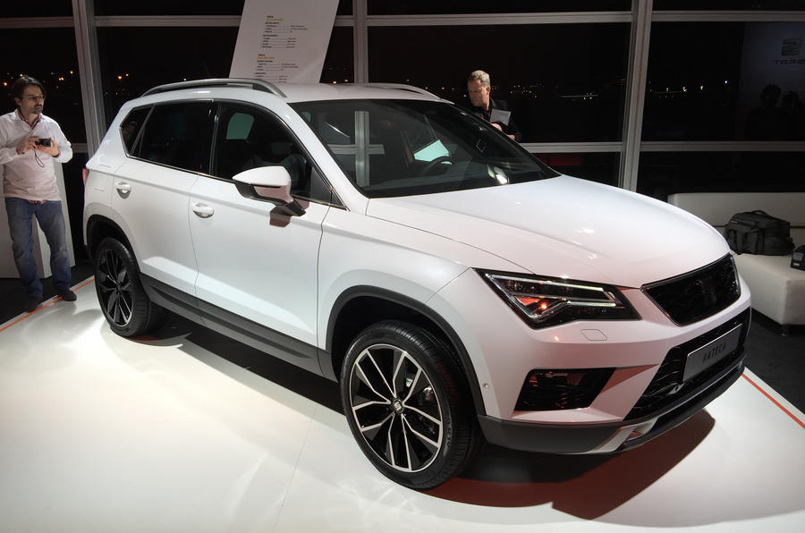 seat ateca suv to kick start new model offensive autocar. Black Bedroom Furniture Sets. Home Design Ideas