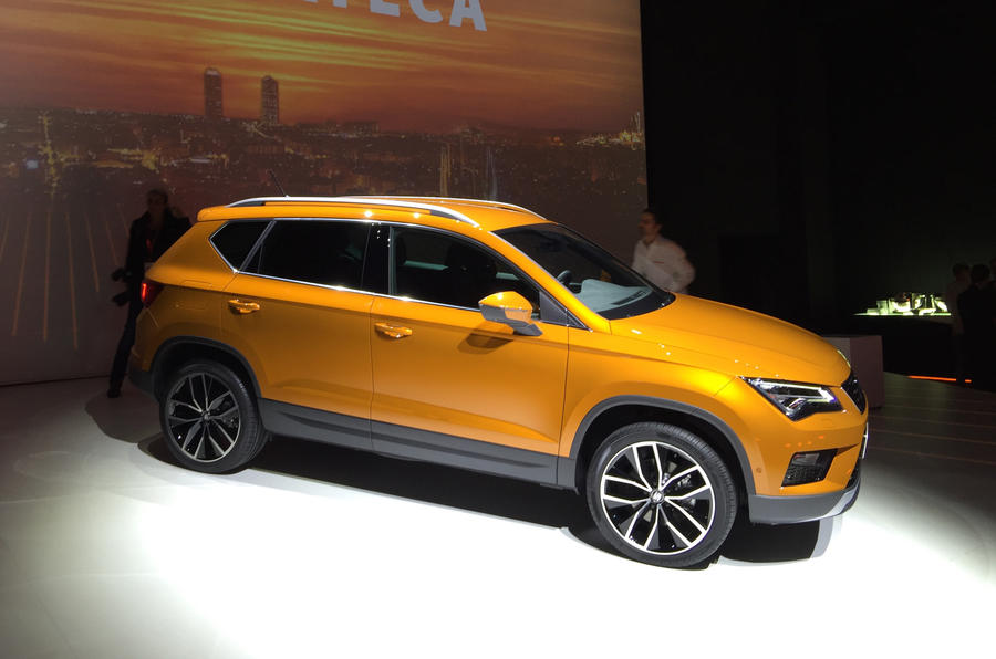 2016 Seat Ateca SUV