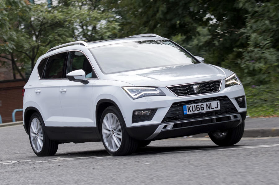 2016 seat ateca 1 4 tsi 150 se review review autocar. Black Bedroom Furniture Sets. Home Design Ideas
