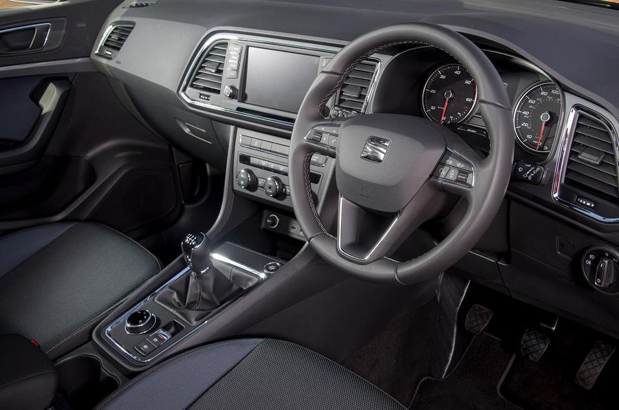 2016 Seat Ateca 1 4 Tsi 150 Se Review Review Autocar