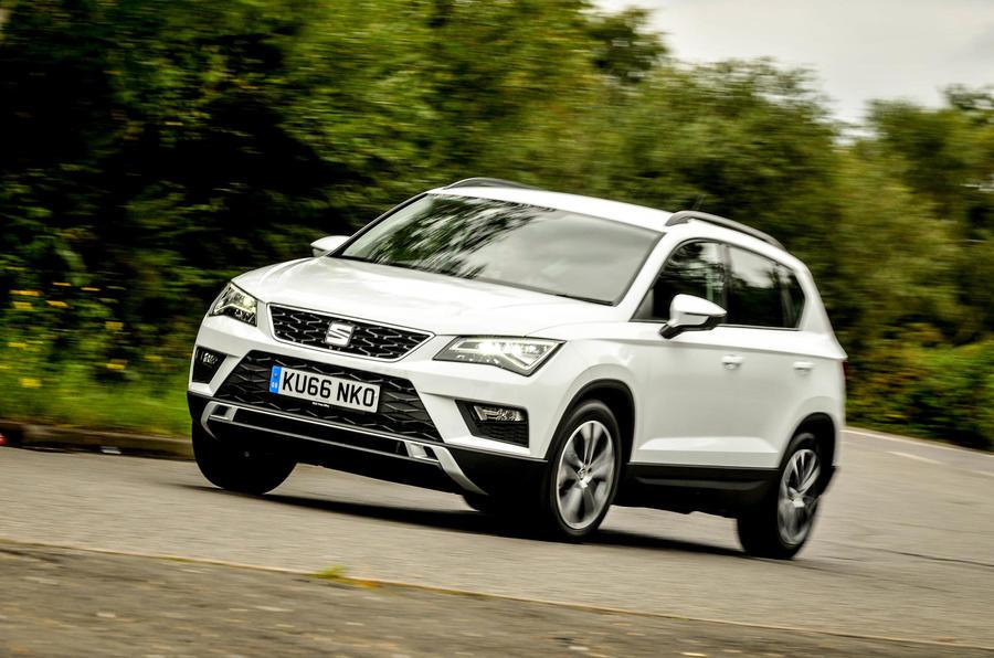 2016 seat ateca 1.0 tsi ecomotive se review review | autocar