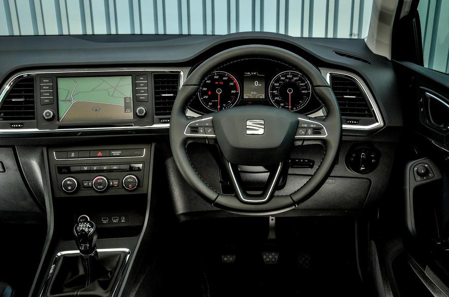 2016 seat ateca 1 0 tsi ecomotive se review review autocar. Black Bedroom Furniture Sets. Home Design Ideas