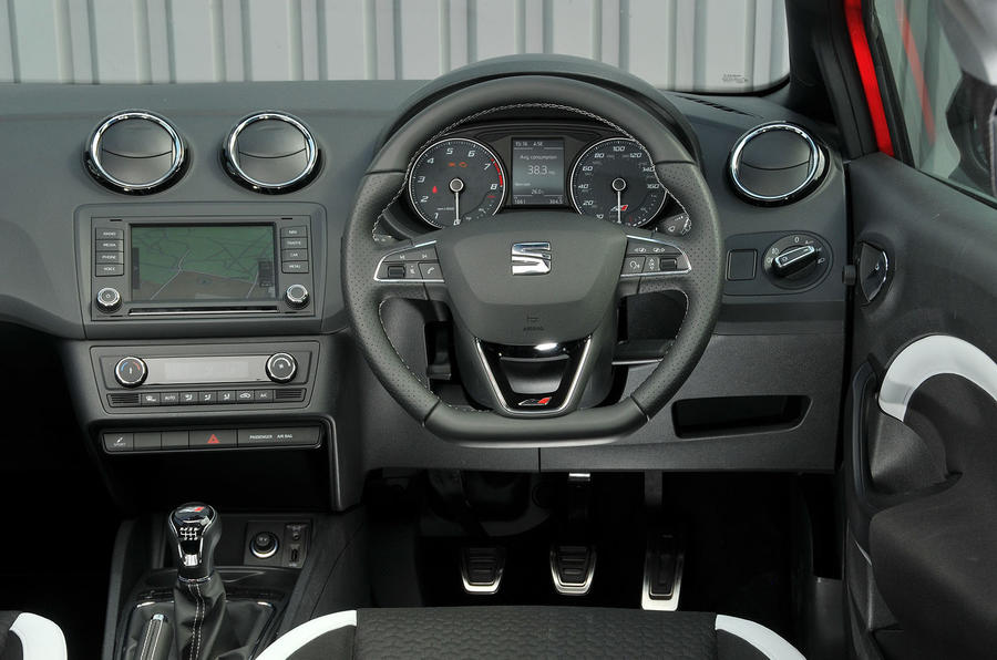 2016 Seat Ibiza Cupra Black review review   Autocar