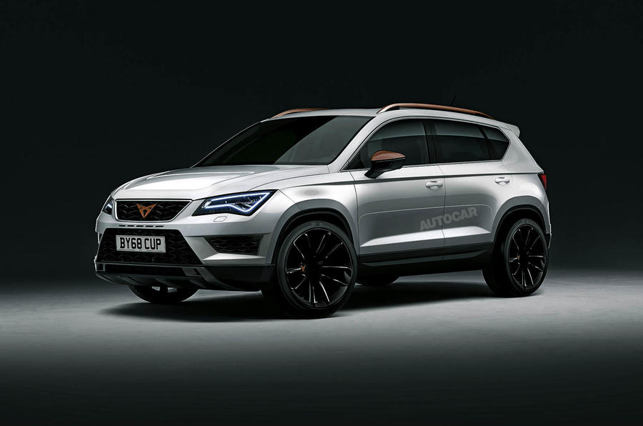 Cupra confirmed as standalone performance sub-brand of ...