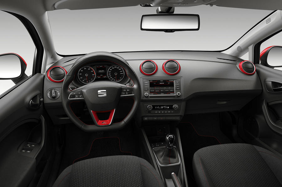 2015 Seat Ibiza facelift unveiled  Autocar