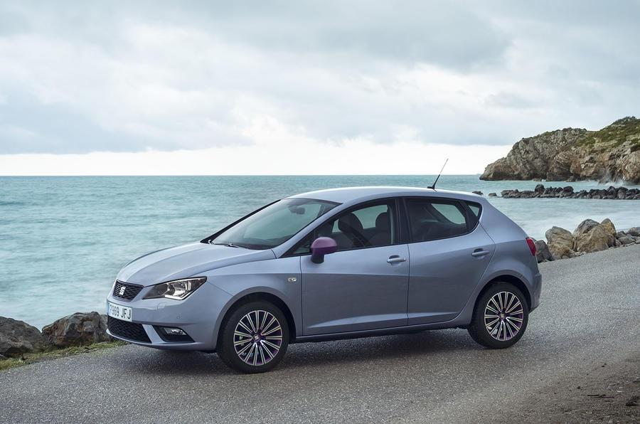 109bhp Seat Ibiza 1.0 TSI