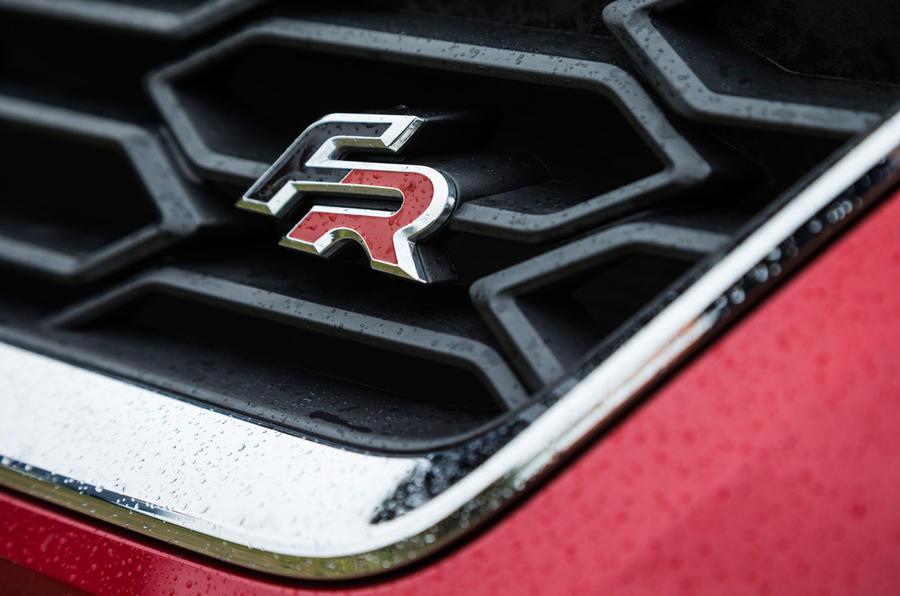 Seat Ibiza FR badging