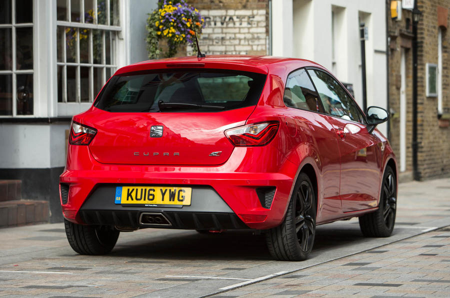 seat ibiza cupra long term test review first report autocar. Black Bedroom Furniture Sets. Home Design Ideas