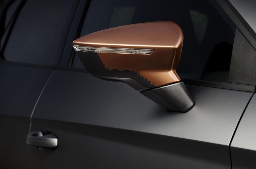 Seat Leon Cupra R wing mirror