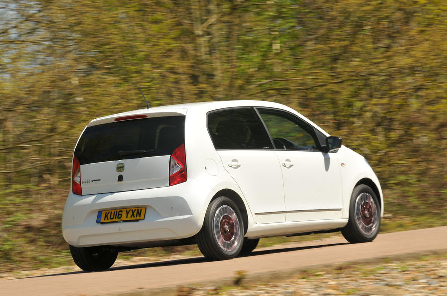 Seat Mii by Mango rear