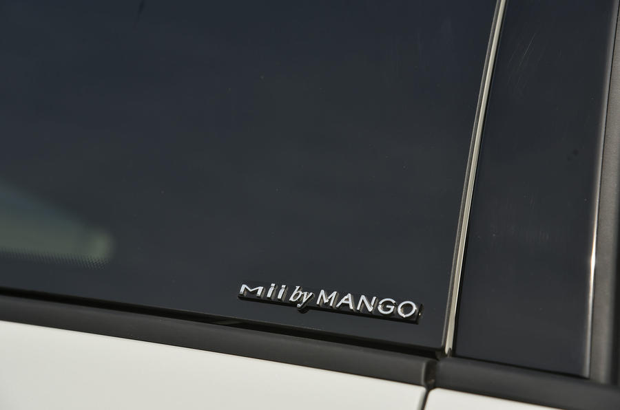 Seat Mii by Mango decals
