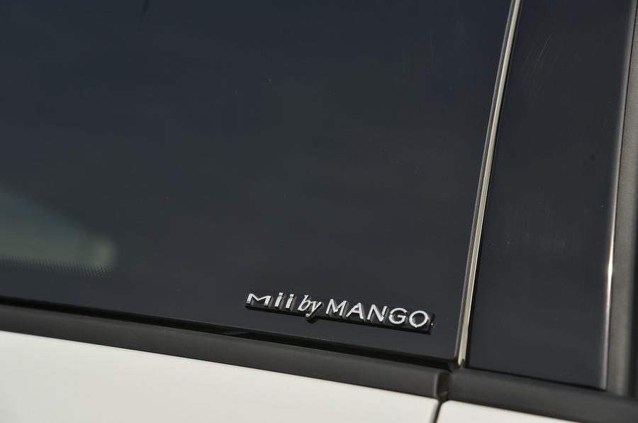 Seat Mii by Mango decals