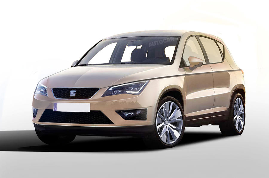 seat arona confirmed for december 2017 release autocar. Black Bedroom Furniture Sets. Home Design Ideas