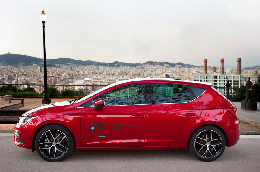 New Seat Leon Concept Car Can Sense Drunk Or Drugged