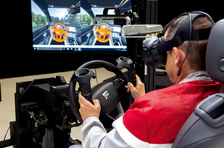 Seat turns to VR to boost quality and durability of cars